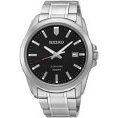 【時間光廊】SEIKO 精工錶 藍寶石水晶鏡面 防水100M 全新原廠公司貨 SGEH49P1