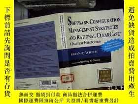 二手書博民逛書店Software罕見Configuration Manageme