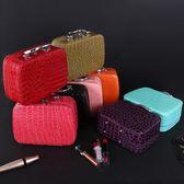 化妝包大容量大號小號便攜韓國簡約少女心可愛收納盒袋化妝箱手提