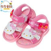 《布布童鞋》HelloKitty凱蒂貓可愛桃紅兒童涼鞋(14~19公分) [ C8M116H ]