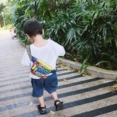兒童包包兒童挎包男童小背包女童零錢包韓版潮寶寶包包中大童斜背包側背包 童趣屋