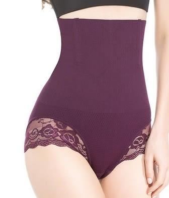 夏季超薄產後收腹束身褲 高腰束腹提臀緊身美體內褲-mov0012
