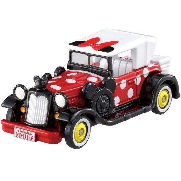 【震撼精品百貨】Micky Mouse_米奇/米妮 ~迪士尼小汽車 DM-11 米妮點點經典老爺車#11565