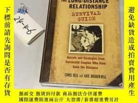 二手書博民逛書店英文原版:the罕見long-distance relation