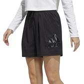 Adidas FI SHORTS BOS 女 黑 運動 休閒 短褲 GT6829