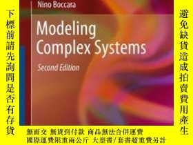 二手書博民逛書店Modeling罕見Complex Systems-復雜系統建模Y436638 Nino Boccara Sp