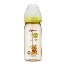 Pigeon貝親 - 母乳實感寬口PPSU奶瓶 迪士尼 小熊維尼 240ml