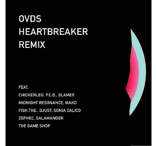 OVDS Heartbreaker Remix CD (購潮8)