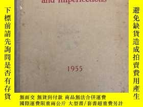 二手書博民逛書店impurities罕見and imperfections (H