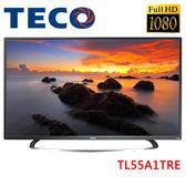 《特價&送基本安裝》TECO東元 55吋FHD液晶電視 TL55A1TRE顯示器+視訊盒