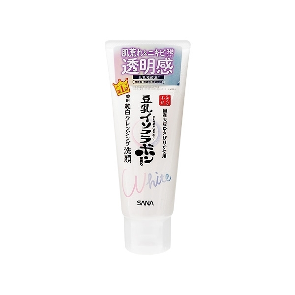 SANA 莎娜 豆乳美肌煥白洗面乳(150g)【小三美日】