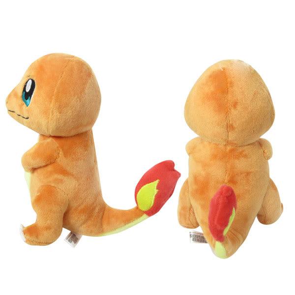 小火龍 絨毛玩偶 Pokemon 寶可夢 神奇寶貝 日本正品 S號娃娃 該該貝比日本精品 ☆