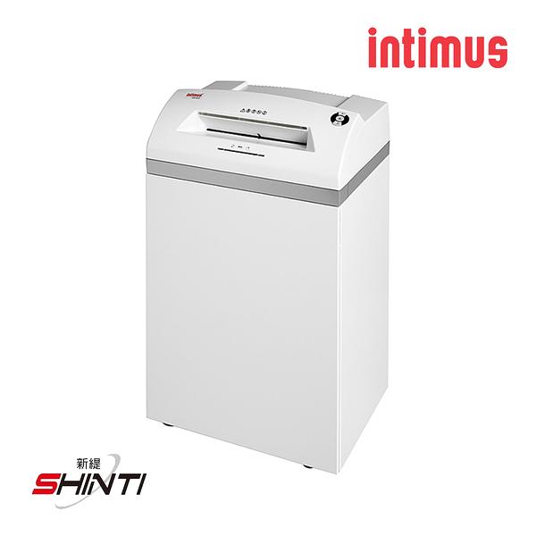 intimus 120CC4 德國專業短碎型A3電動碎紙機 可碎信用卡、CD、訂書針 另有120CC3