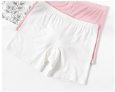 euv 兒童安全褲女童防走光夏季薄款小女孩打底短褲大童莫代爾內褲