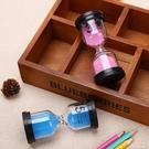 兒童刷牙沙漏計時器喝茶創意擺件