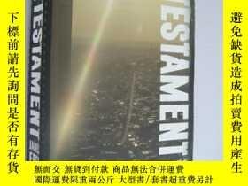 二手書博民逛書店The罕見Final Testament 英文原版Y85718