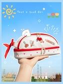 筆袋 日系筆袋大容量初中女孩ins韓國少女心小學生可愛網紅文具鉛筆盒 夢藝家