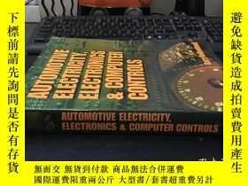 二手書博民逛書店Automotive罕見Electricity, Electro