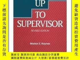 二手書博民逛書店Stepping罕見Up to Supervisor, Revised Edition (Crisp Profes