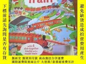 二手書博民逛書店罕見Train(Wind-Up)Y16076 Fiona Wat