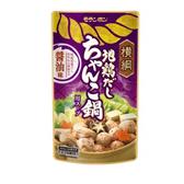 MORANBONG地雞醬油火鍋湯底750G【愛買】