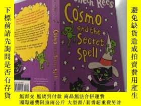 二手書博民逛書店Cosmo罕見and the Secret Spell 宇宙與神秘咒語Y200392