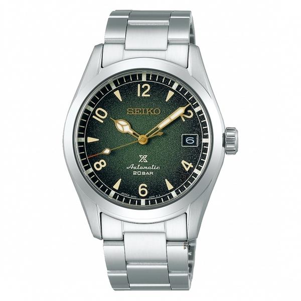 SEIKO 精工 Prospex 200米機械錶 SPB155J1 (6R35-01B0G) 復刻綠
