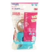 3M Nexcare 通氣膠帶 膚色 1吋x2卷 附1切台 專品藥局【2001653】