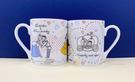 【震撼精品百貨】公主 系列Princess~DISNEY馬克對杯-插畫LOVE公主#11833