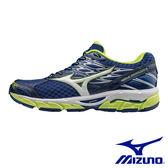 【MIZUNO 促銷6折】MIZUNO (男) WAVE PARADOX 4 SW 慢跑鞋 / 藍 -J1GC174002