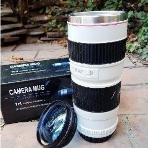 巨安網購?【S106121404】A款 單眼相機鏡頭杯 新款附杯蓋