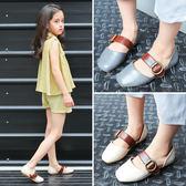夏季新款兒童公主鞋女孩小童皮鞋