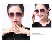 太陽鏡女圓臉防紫外線網紅墨鏡女