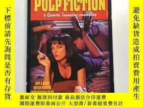 二手書博民逛書店Plup罕見Fiction 昆汀經典電影 低俗小說 1994年