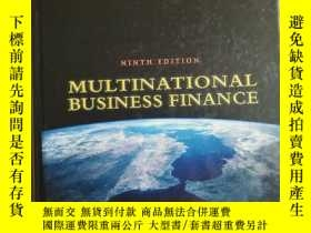 二手書博民逛書店Multinational罕見Business Finance 404 Y138362 David K. Ei