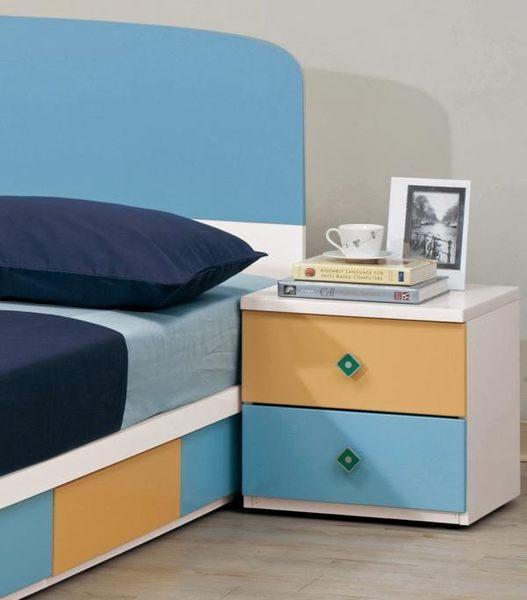 8號店鋪 森寶藝品傢俱 c-01 品味生活 臥房 床頭櫃系列 601-5 (926) 奈德1.8尺床頭櫃