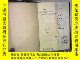 二手書博民逛書店RADIOLOGIC罕見CLINICS OF NORTH AMERICA VOL 14 1976 北美放射診所19