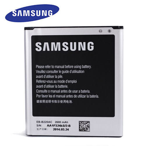 【marsfun火星樂】Samsung Grand 2 三星原廠電池 2600mAh Galaxy Grand 2 G7106/G7102 EB-B220AC