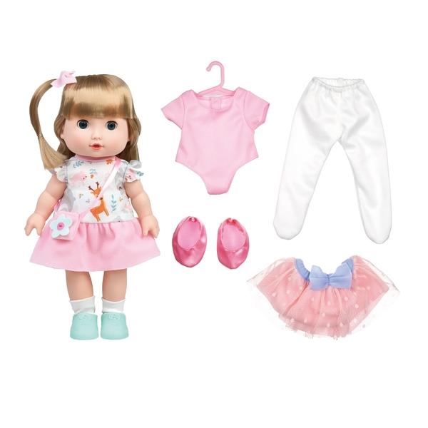 Baby Blush 親親寶貝 小露西娃娃芭蕾配件組 玩具反斗城