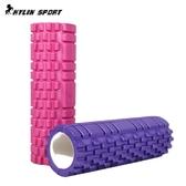 健身泡沫軸肌肉按摩瑜伽滾輪普拉提瘦腿棒瑜珈柱舒壓筋膜按摩棒