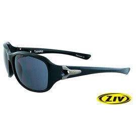 ZIV FLAMINGO 太陽眼鏡  黑框/灰片 F100001