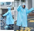雨衣長款騎行雨衣電動車自行車雨披男女戶外時尚徒步雨披全身成人 【2021特惠】
