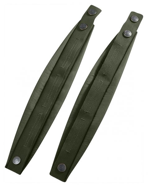 【FJALL RAVEN瑞典小狐貍包 FR 23503】 Kanken classic背包減壓肩墊 660 (森林綠)