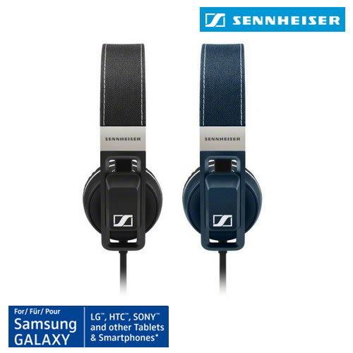 Sennheiser 森海 URBANITE (G) 線控耳罩式耳機 兩色可選 Android專用 宙宣公司貨