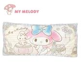 日本限定 三麗鷗 美樂蒂 兔兔 居家版 長型枕頭 / 抱枕