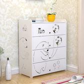 鞋櫃 鞋櫃簡易家用防塵多功能組裝儲物櫃經濟型收納鞋櫃歐式xw