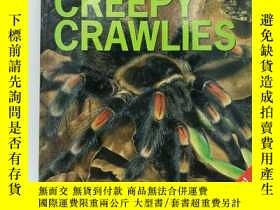 二手書博民逛書店Creepy罕見Crawlies (Blow-up Junior