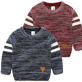 粗花針織毛線長袖上衣 針織 毛衣 橘魔法 Baby magic 現貨 兒童 男童 童裝