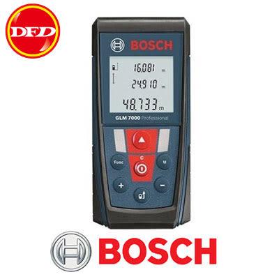 BOSCH 博世 GLM 7000 Professional 雷射測距儀 準確與堅固的70m雷射測距儀 公司貨