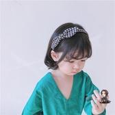 髮夾 麥豆布奇兒童髮箍韓版防滑頭箍髮卡女童蝴蝶結帶齒甜美頭箍髮飾
